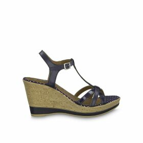 Vesila Wedge Heel Sandals