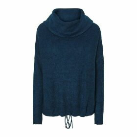 Loose Fit Fine Knit Jumper