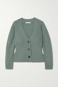Alex Mill - Striped Cotton-blend Sweater - Navy