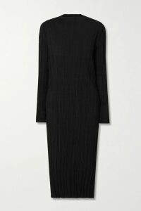 Philosophy di Lorenzo Serafini - Ruffled Lace Blouse - Black