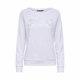 Mathilda Printed Sweatshirt
