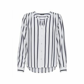 Sugar Fallow LS Striped Shirt