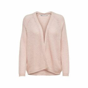 Fine Knit V-Neck Cardigan