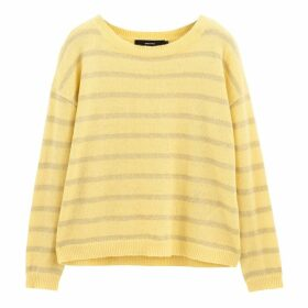 Billie Fine Knit Boat Neck Jumper
