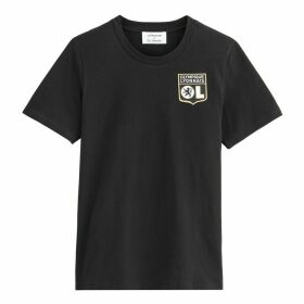 Crew Neck Short-Sleeved T-Shirt