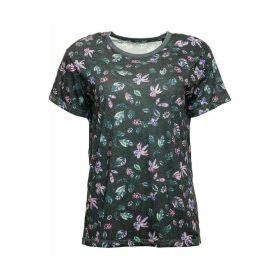 Vania Printed Crew Neck T-Shirt