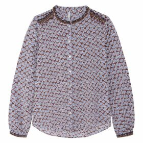 Jill Printed Shirt