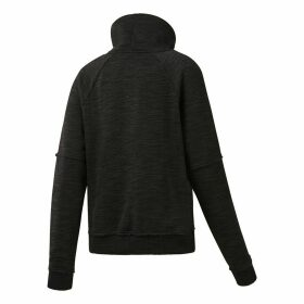 El Marble High Neck Sweatshirt