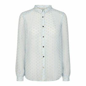 Arazoa Polka Dot Print Shirt