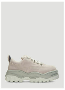 Eytys Angel Suede Sneakers in Pink size EU - 40