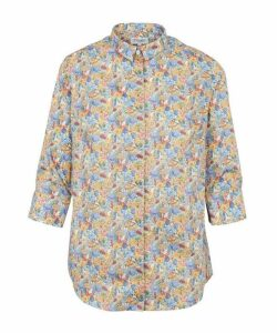 Basic Liberty Print Shirt