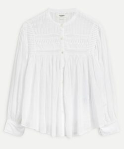 Square Bib Shirt