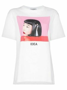 Valentino Izumi Miyazaki Idea print T-shirt - White