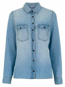 Tufi Duek denim shirt - Blue