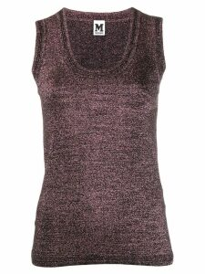 M Missoni knitted tank top - PINK