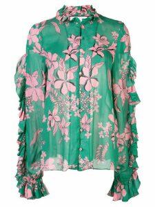 Alexis Carole blouse - Green
