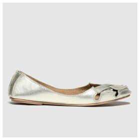 Schuh Gold Kas Sandals