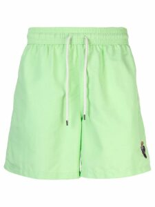 Polo Ralph Lauren martini bear swimming trunks - Green