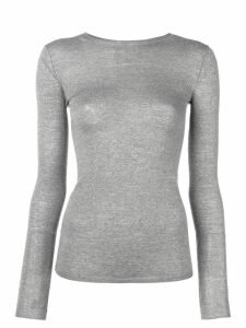 Stella McCartney slim fit sweater - Grey