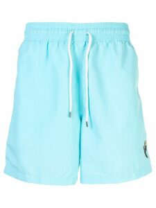 Polo Ralph Lauren martini bear swimming trunks - Blue