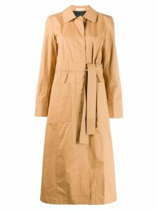 Tory Burch belted trench coat - Neutrals