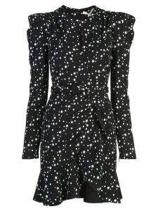 Jonathan Simkhai star print dress - Black