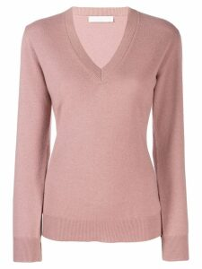 Fabiana Filippi V-neck jumper - Pink