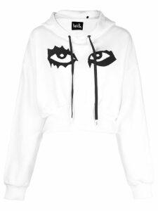 Haculla printed sweatshirt - White