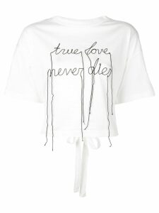 Haculla printed T-shirt - White