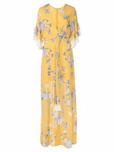 Sachin & Babi printed Jenny dress - Yellow