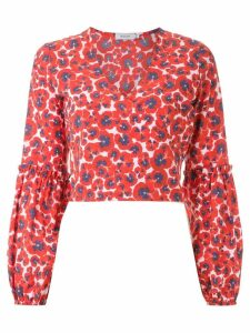 Isolda printed Sara blouse - Multicolour