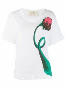 Marni printed T-shirt - White