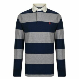 Polo Ralph Lauren Long Sleeved Rugby Polo Shirt