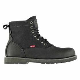 Levis Logan Canvas Boots