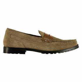 Feud Pony Loafers