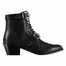 Feud Sandy Lace Boots