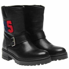 Tommy Hilfiger Varsity Boots