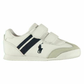 Polo Ralph Lauren Emmons EZ Infant Trainers