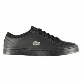 Lacoste Straight Set Trainers