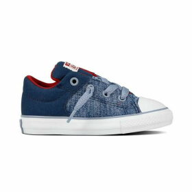 Converse All Star Street Slip Trainers