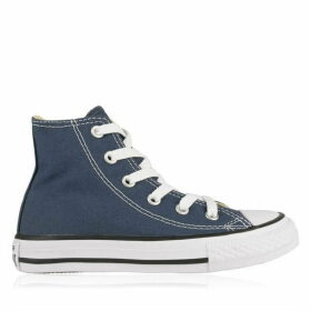 Converse Children Unisex All Star High Top Trainers