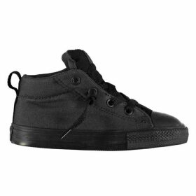 Converse Street Mid Top Trainers