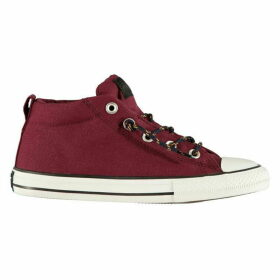 Converse Juniors Street Mid Top Trainers