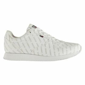 Tommy Jeans City Print Runner Trainers