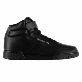 Reebok Exofit Mens Hi Top Trainers
