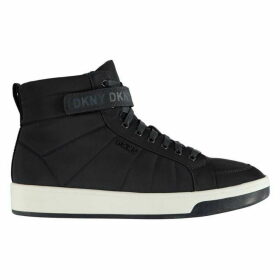 DKNY Porter Mens Hi Top Trainers