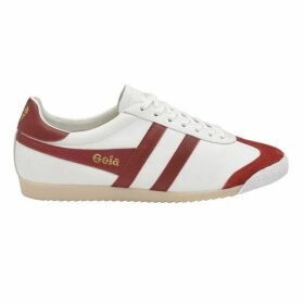 Gola Harrier 50 Leather Trainers