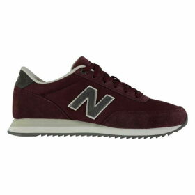 New Balance 501 Suede Trainers