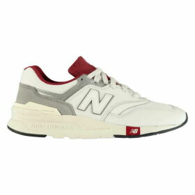 New Balance 997 Leather Trainers