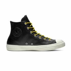 Converse Hi Top Cut Leather Trainers